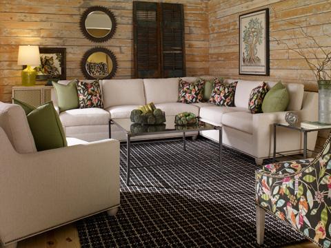 Vanguard Furniture - Warren Accent Cocktail Table - 332EM-RS