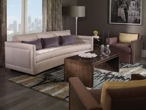 Vanguard Furniture - Crouse Rectangular Cocktail Table - 9342CR