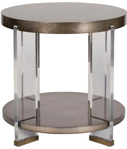 Vanguard Furniture - Dell Rey Lamp Table - P402L