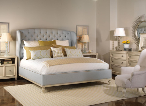 Vanguard Furniture - Emma King Bed - V1728K-HF