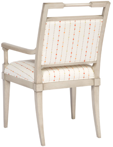 Vanguard - Maria Dining Arm Chair - V978A