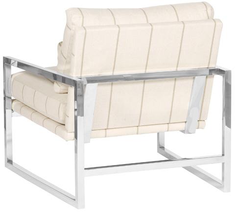 Vanguard - Gramercy Chair - W215P-CH