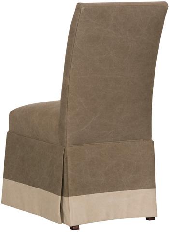 Vanguard Furniture - Butler Buttoned-Back Side Chair - V288DSB