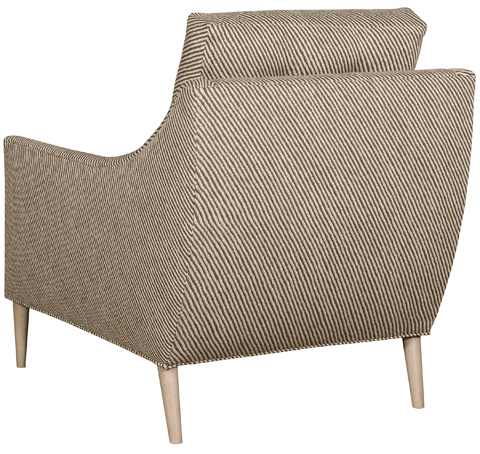Vanguard Furniture - Lydia Button-Back Chair - V963-CH