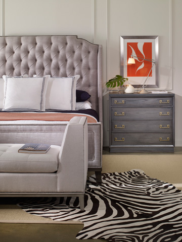 Vanguard Furniture - Wendell Tufted Bench - W774-BE