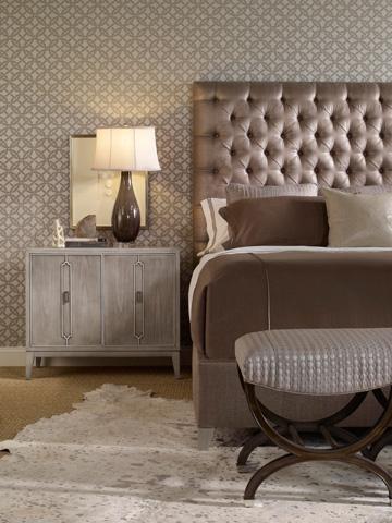Vanguard Furniture - Grace and Griffin King Platform Bed - 553DK-PF