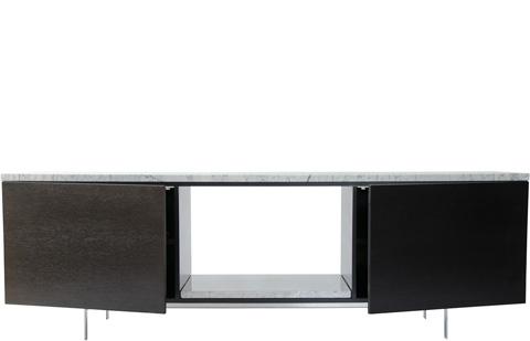 Van Peursem Ltd - Marble Top Credenza - 2101