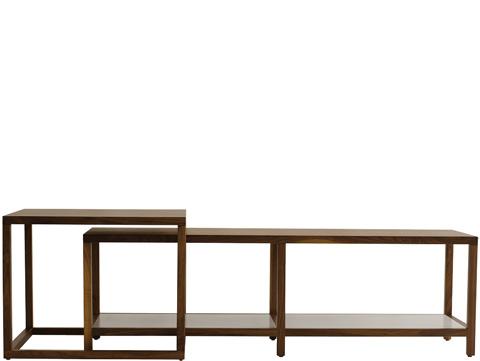 Van Peursem Ltd - Mario Coffee Table - 2507