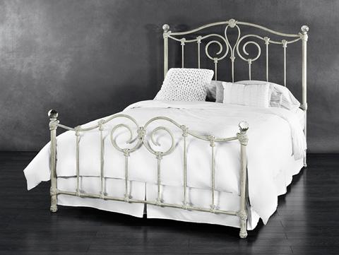 Wesley Allen - Eldridge Iron Bed - 7166-CB