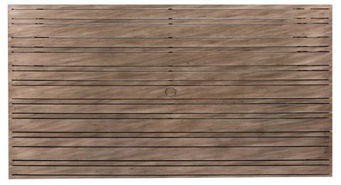 Woodard Company - Reynolds Rectangular Umbrella Table - S505701