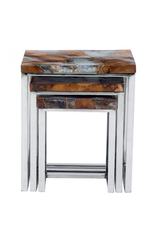 Zuo Modern Contemporary, Inc. - Fissure Nesting Table - 100170
