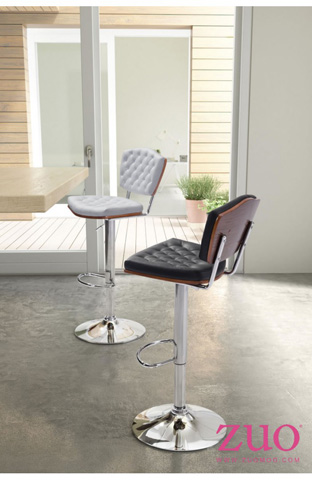 Zuo Modern Contemporary, Inc. - Tiger Barstool - 100315
