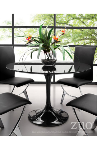 Zuo Modern Contemporary, Inc. - Wilco Round Dining Table - 102172