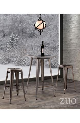 Zuo Modern Contemporary, Inc. - Marius Barstool - 106107