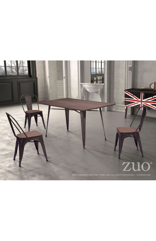 Zuo Modern Contemporary, Inc. - Titus Dining Table - 109127