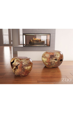 Zuo Modern Contemporary, Inc. - Fossil Accent Table - 155060