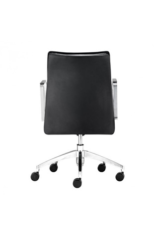Zuo Modern Contemporary, Inc. - Dean Low Back Office Chair - 206136