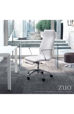 Zuo Modern Contemporary, Inc. - Herald High Back Office Chair - 206147