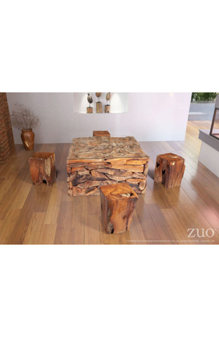 Zuo Modern Contemporary, Inc. - Erosion Cocktail Table - 404228