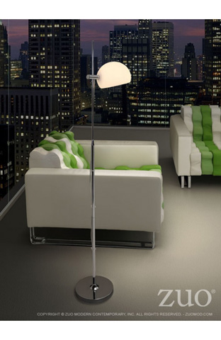 Zuo Modern Contemporary, Inc. - Astro Floor Lamp - 50012