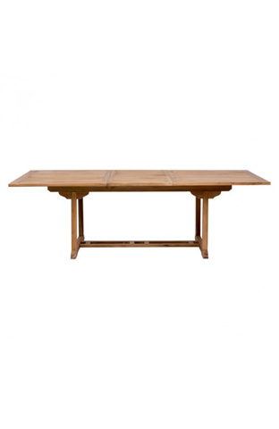 Zuo Modern Contemporary, Inc. - Regatta Outdoor Dining Table - 703552