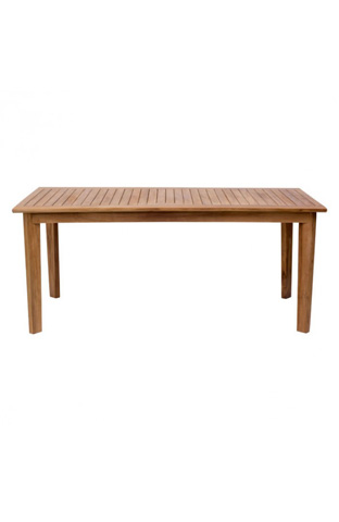 Zuo Modern Contemporary, Inc. - Nautical Outdoor Dining Table - 703556