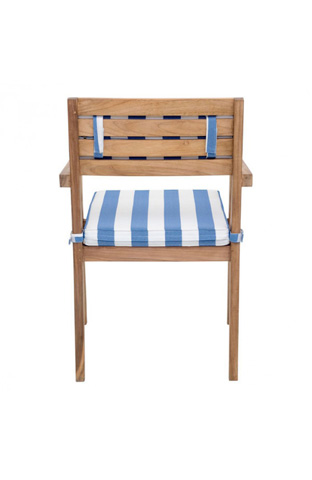 Zuo Modern Contemporary, Inc. - Nautical Outdoor Dining Chair - 703557