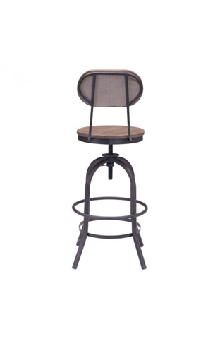 Zuo Modern Contemporary, Inc. - Twin Peaks Counter Chair - 98182