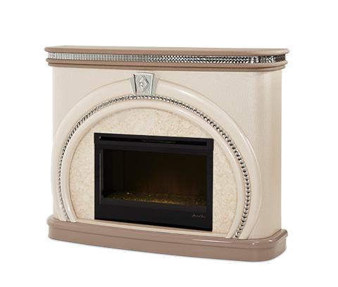 Michael Amini - Fireplace - 08220-13