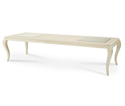 Michael Amini - Rectangular Dining Table - 19000-12