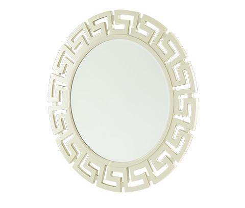 Michael Amini - Round Wall Mirror - 19260-08