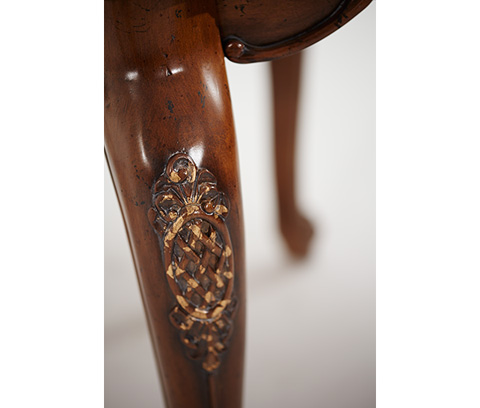 Michael Amini - Oval Leg Dining Table - 54000-34