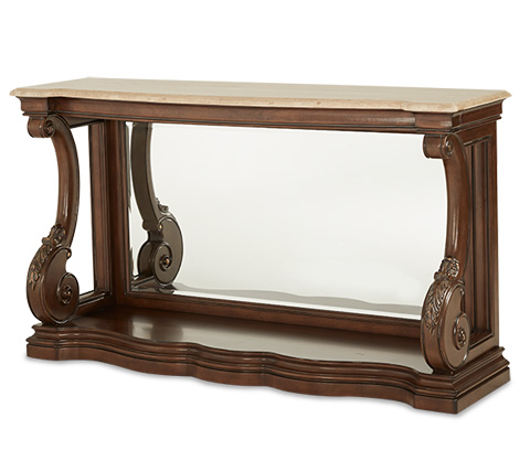 Michael Amini - Console Table - 61223-29
