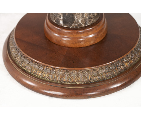 Michael Amini - Chairside Table - 72222-55