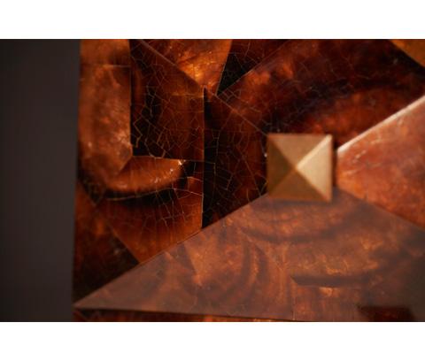 Michael Amini - Pedestal Chest of Drawers - ACF-STC-STRN-004