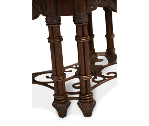 Michael Amini - End Table - N76202-57