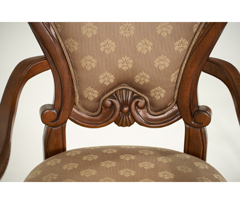 Michael Amini - Upholstered Arm Chair - NF65004-28