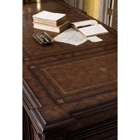Ambella Home Collection - Beauregard Executive Desk - 08449-320-074