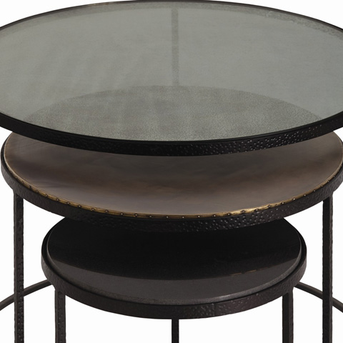 Arteriors Imports Trading Co. - Set of Yardley Nesting Tables - 6827