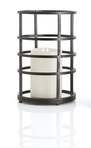 Arteriors Imports Trading Co. - Moss Large Candle Holder - 6174