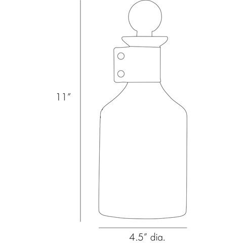 Arteriors Imports Trading Co. - Thurman Medium Decanter - 2741