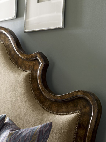 A.R.T. Furniture - Queen Upholstered Panel Bed - 259135-2304