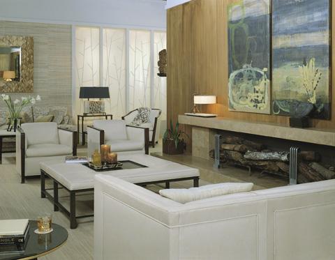 Baker Furniture - Wren Sofa - 6354-87