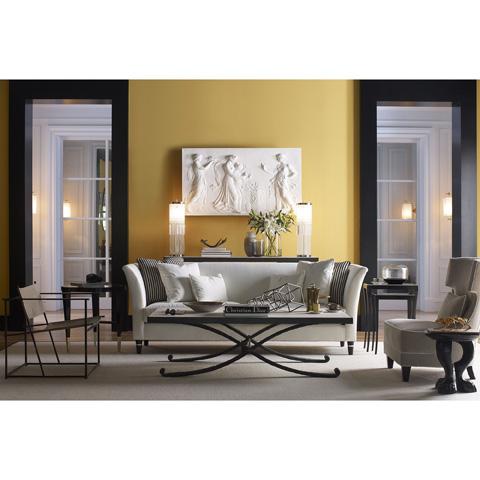 Baker Furniture - Ciceron Console Table - 3866