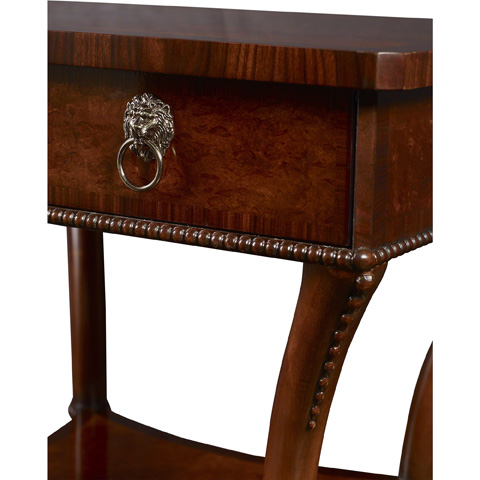 Baker Furniture - One Drawer Nightstand - 5308