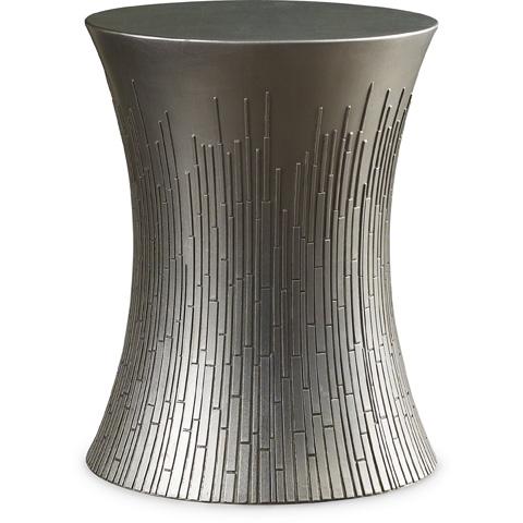 Baker Furniture - Radiant Drum Table - 8683