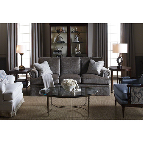 Baker Furniture - Anneau Table Lamp - PG102BR