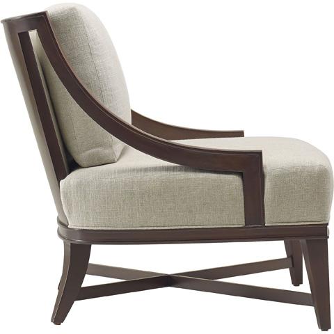 Baker Furniture - Nob Hill Lounge Chair - 6727C