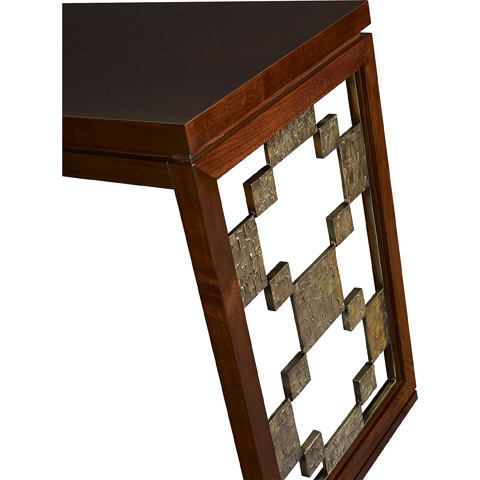 Baker Furniture - Carta Console Table - 9169