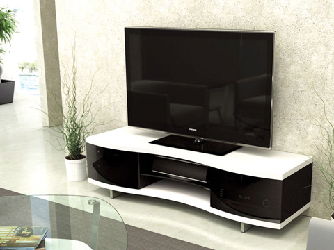 BDI - Ola Contemporary TV Cabinet - 8137